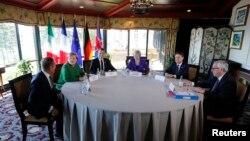 Лидеры стран-участниц «Большой семерки»