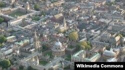 Оксфорд шаары, Улуу Британия