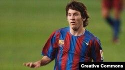 Lionel Messi həmçinin ilin ən yaxşı hücumçusu adını da qazandı