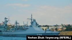 Чорноморський флот Росії в Криму