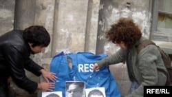 MŞ həbsdə olan jurnalistlərin azadlığa buraxılmasını xahiş edir