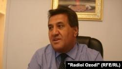Саъдулло Бекназарзода