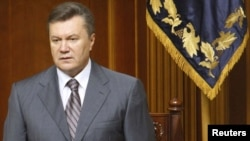 The ruling will bolster the powers of President Viktor Yanukovych
