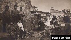 Krım tatarları, arxiv fotosu