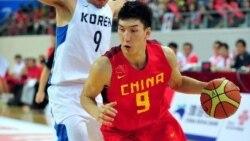 Кытайдагы баскетбол кабыланы Кыраанбек
