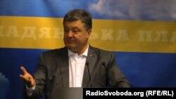 Украинскиот претседател Потро Порошенко