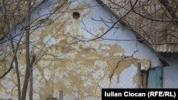 Moldova - old house, generic