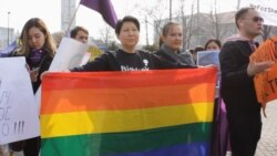 'If Not Now, When?' LGBT Movement Gains Momentum In Kyrgyzstan