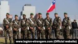 Ілюстративне фото французького Іноземного легіону