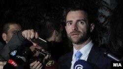 Координатор на пратеничка група на ВМРО-ДПМНЕ Илија Димовски