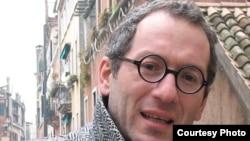 Georgia/France -- Paris-based Georgian historian Lasha Otkhmezuri. Undated