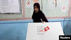 Фото з минулих парламентських виборів у Тунісі, 26 жовтня 2014 року
