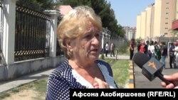 Любовь Васильевна, гражданка России