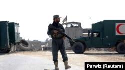 یو تن افغان پولیس