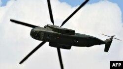 АҚШ-тың CH-53 әскери тікұшағы. (Көрнекі сурет).