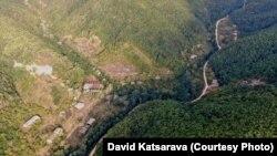 Окрестности села Цнелиси