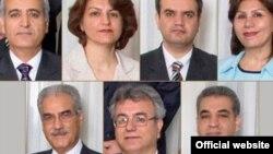 هفت رهبر سابق جامعه بهاییان ایران از پنج سال قبل در زندان هستند.
