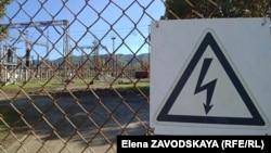 «Черноморэнерго» организовало для журналистов пресс-тур на подстанцию «Бзыбь», чтобы ознакомить общественность с состоянием энергосистемы