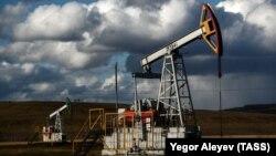 Видобуток нафти в Росії, квітень 2020 року