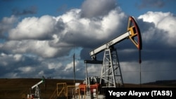 "Russian Energy Minister Aleksandr Novak called April ""the worst month in history"" for the global oil market."