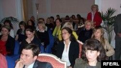 Збори українців у Посольстві України в Римі, 8 травня 2010 року