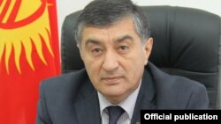 Жогорку Кеңештин депутаты Турсунтай Салимов