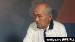 Историк Хангельды Абжанов.