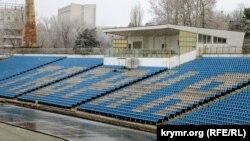 Стадион «Локомотив», Симферополь