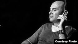 Архивска фотографија - актерот Сашо Тасевски