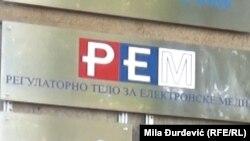 Regulatorno telo za elektronske medije (REM)