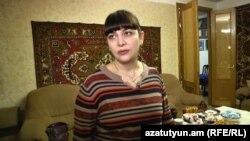 Անգլերենի ուսուցչուհի Վարդուհի Աբրահամյան