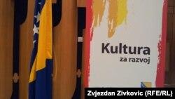 Poster programa Kultura za razvoj