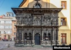 Каплиця збудована у 1609–1615 роках (за іншими даними у 1606–1615 роках) над фамільним гробівцем родини львівських патриціїв угорського походження Боїмів. Каплицю побудовано на території тогочасного міського цвинтаря, поблизу Латинського собору