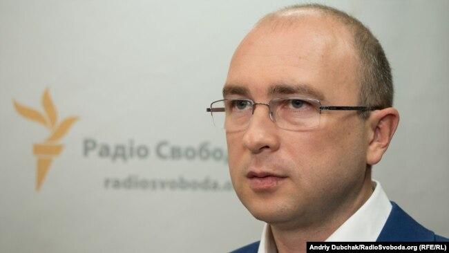 Олександр Лієв, ексголова комітету АР Крим з водогосподарського будівництва та зрошувального землеробства