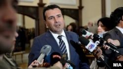 Premijer Zoran Zaev u Sobranju