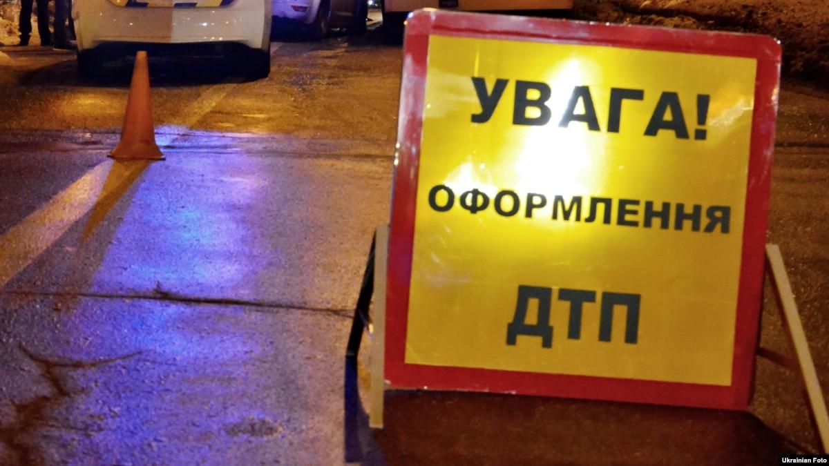 На Львовщине столкнулись автобус и легковушка: 1 погибший, 20 человек госпитализированы – ГСЧС