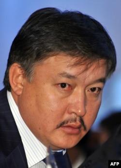 Ахматбек Келдибеков