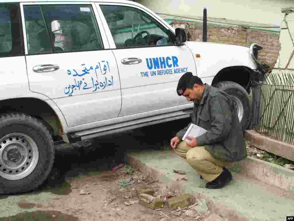 В Пакистане похищен сотрудник Комиссариата ООН по делам беженцев