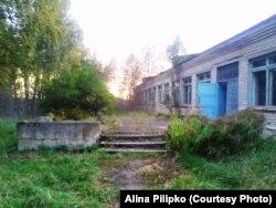 Закрытая школа в деревне Васильево