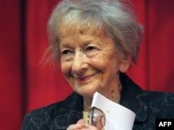 Вислава Шимборская, Краков, 10 января 2009