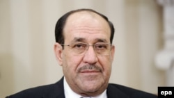 Kryeministri i Irakut, Nuri al-Maliki.