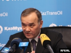 Каиргельды Кабылдин, председатель правления компании «КазМунайГаз».