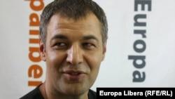 Istoricul Octavian Țîcu, Chișinău