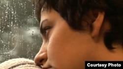 Actress and documentary filmmaker Kiana Firouz in a scene from 'Cul de Sac'