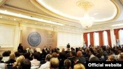 Konferencija povodom okončanja međunarodnog nadgledanja kosovske nezavisnosti, Priština, 11. septembar 2012.