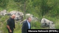 Bakir Izetbegović u Kazanima