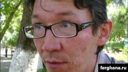 Uzbekistan - Sid Yanishev, Independent Journalist