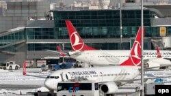 Международный аэропорт имени Ататюрка, Стамбул