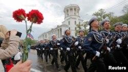 День Победы в Севастополе, 9 мая 2014