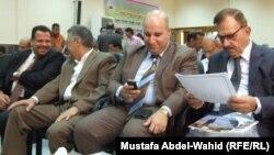 كربلاء:حفل افتتاح مركز استشاري خاص بالاستثمار